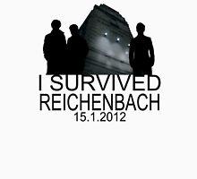 Reichenbach survivor Unisex T-Shirt