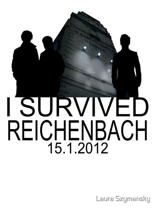 Reichenbach survivor by sneakazeke