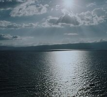 Lake Ohrid, Macedonia by distracted