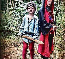 Lost Boys of Shrewsbury Forest by Samuel Vega