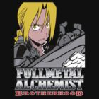 EDWARD ELRIC - FULLMETAL ALCHEMIST BROTHERHOOD by Andaimaru