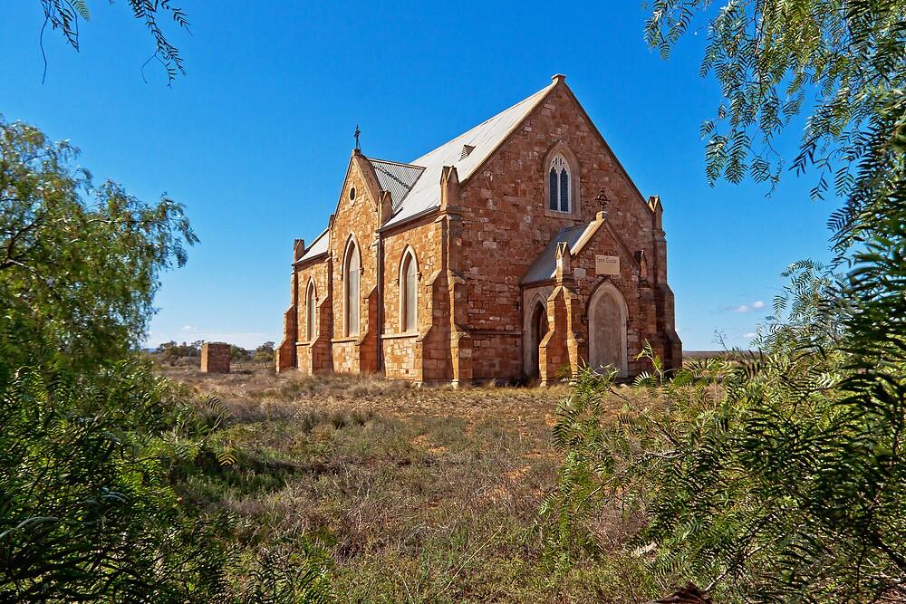 St Cecilia Church, Cradock by pablosvista2
