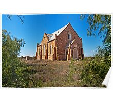St Cecilia Church, Cradock Poster