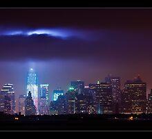 NYC Skyline by odessit40