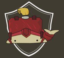 Knight Whailz Tee by pixelpatch