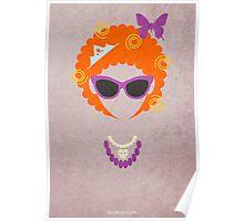 Fancy Nancy w/o Title Poster