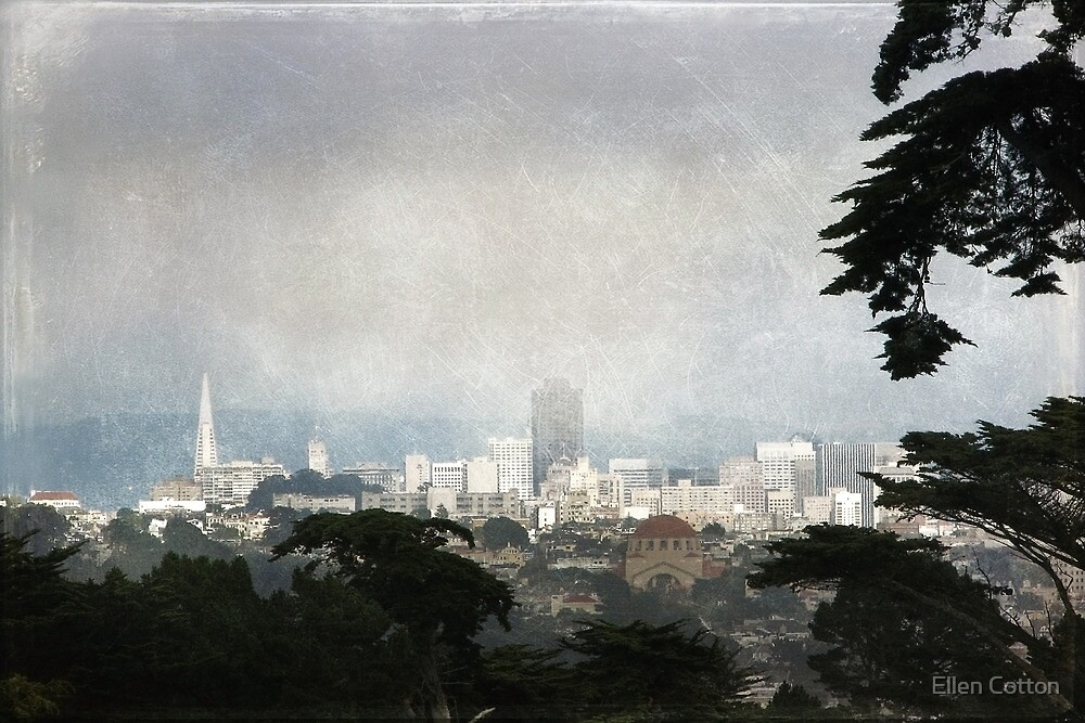 The City by the Bay by Ellen Cotton