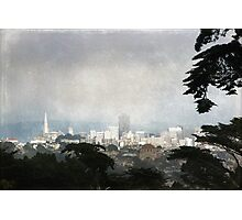 The City by the Bay Photographic Print