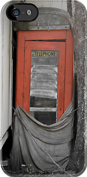The Telephone Has Landed! by Bryan Freeman