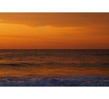 horizon Photographic Print