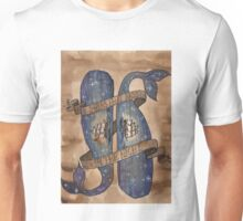 Ships That Pass in the Night Unisex T-Shirt