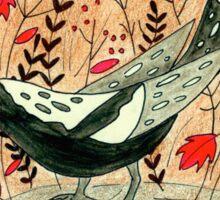 Baby the Magpie Sticker