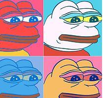Rare Pepe Art by memespam