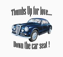 Love vintage car Unisex T-Shirt