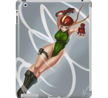 Cammy (SFV) iPad Case/Skin