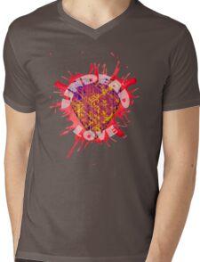undead love Mens V-Neck T-Shirt