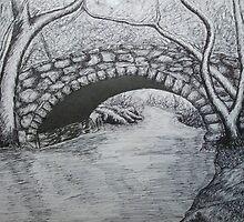 Stone Bridge  by Brittney Kelk