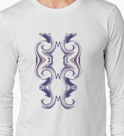 twisty  Long Sleeve T-Shirt