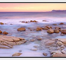 Twilight Symphony, Freycinet National Park TAS by Chris Munn
