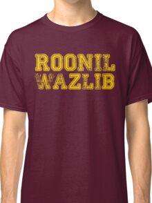 Roonil Wazlib Classic T-Shirt