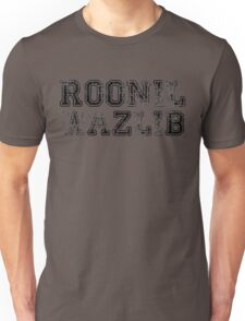 Roonil Wazlib [Black] Unisex T-Shirt