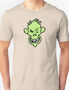 Naughty Halloween Zombie Unisex T-Shirt