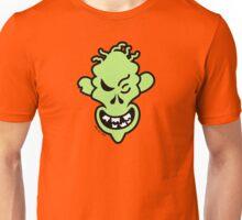 Naughty Halloween Zombie Unisex T-Shirt