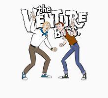 The Venture Bros. Hand and Dean Venture American Anime Tv Series Logo T-Shirt