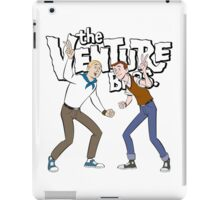 The Venture Bros. Hand and Dean Venture American Anime Tv Series Logo iPad Case/Skin