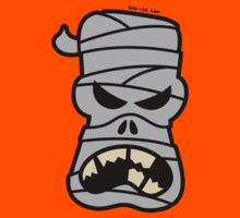Angry Halloween Mummy Kids Clothes