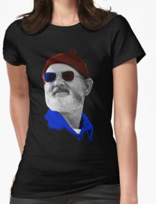 """""""You can call me, Papa Steve"""" Womens Fitted T-Shirt"""