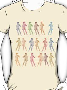 Michaelangelo's David Statue T-Shirt T-Shirt