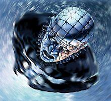 Pinhead Hellraiser by Brian Gibbs