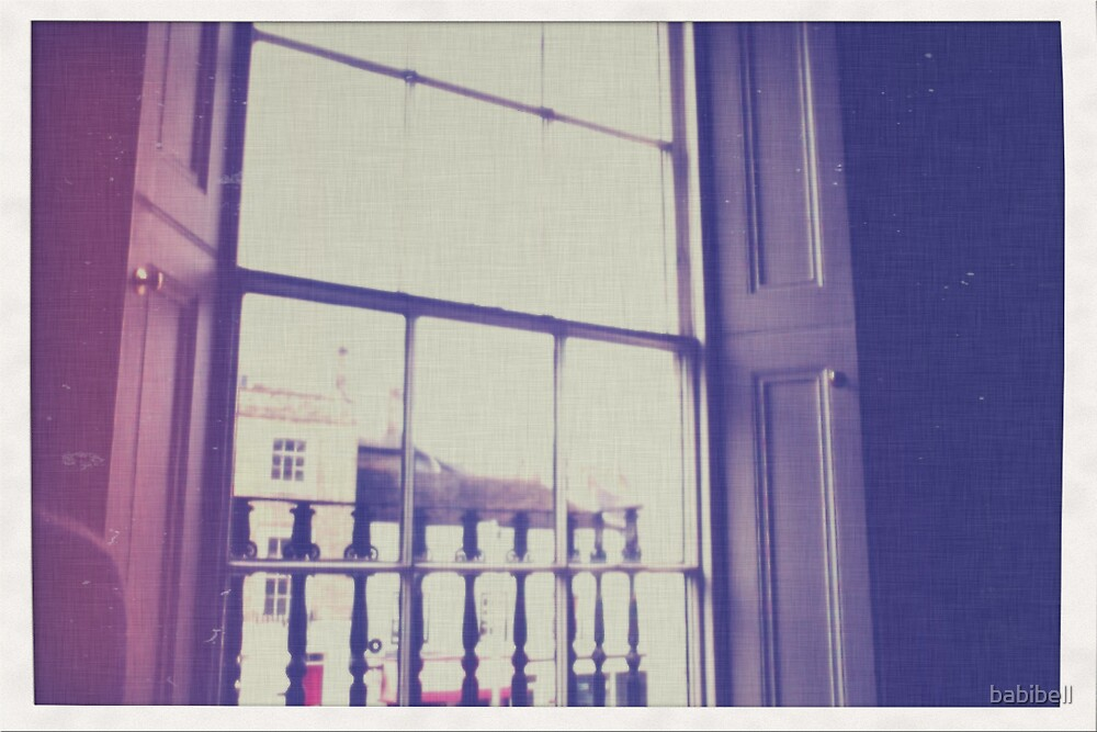 Window by Claire Elford