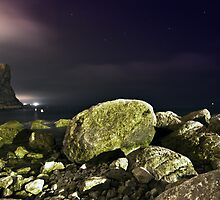 night shot cumbre del sol by SaschaBolten