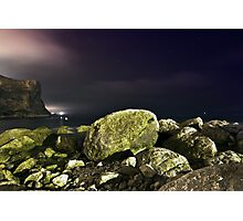 night shot cumbre del sol Photographic Print