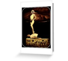 the mighty apollo Greeting Card