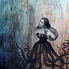 Octolady by babibell