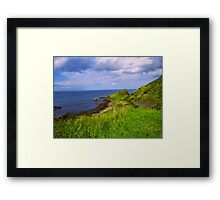 Giant's Causeway, Northern Ireland Framed Print