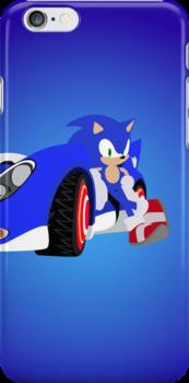 Sonic Sega by HummY