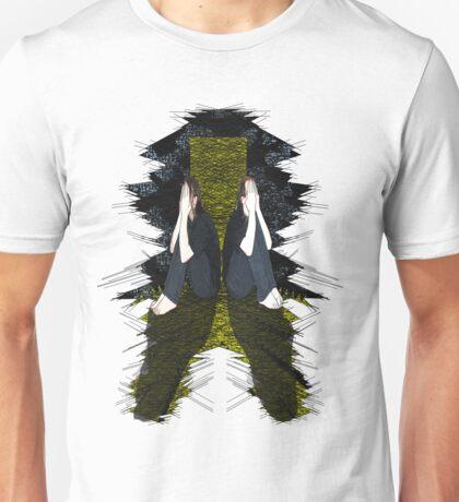don't look Unisex T-Shirt