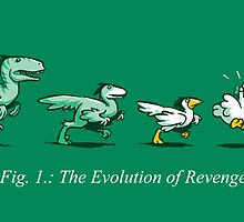 The Evolution of Revenge (Print Version) by Nathan Davis