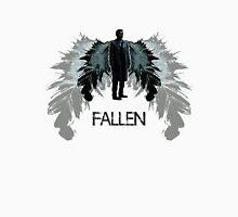 Fallen Castiel Womens Fitted T-Shirt