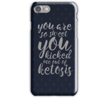 Sweet Ketosis iPhone Case/Skin