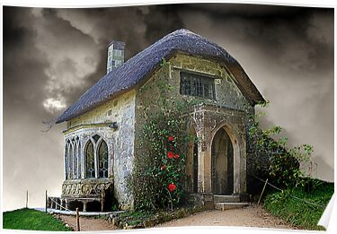A Gothic Cottage by Christine Lake