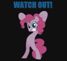 Pinkie Pie - WATCH OUT! by Andaimaru