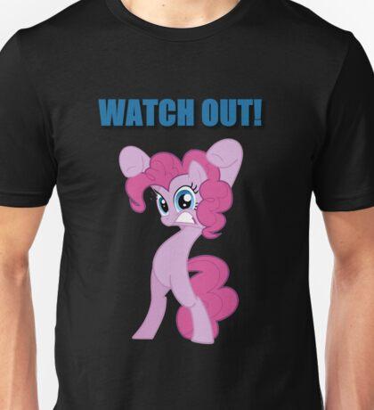 Pinkie Pie - WATCH OUT! Unisex T-Shirt