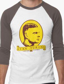 Alan Turing Men's Baseball ¾ T-Shirt