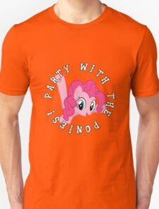 Pinkie Pie - Party Unisex T-Shirt