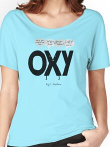 Oxy Moron Women's Relaxed Fit T-Shirt